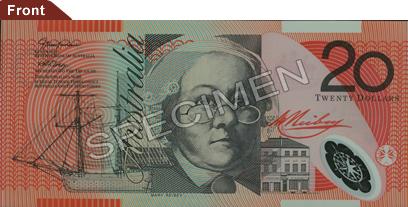 Australian $20 Note