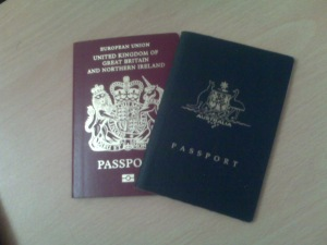 Have two passport can travel, can work.